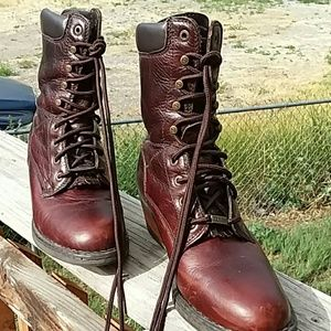 DOUBLE H BOOTS.  Near New.  Sz 8 1/2